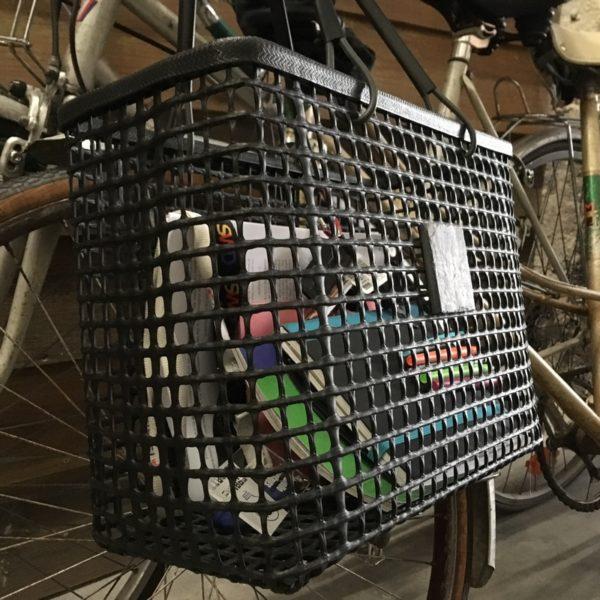 panier vélo, sac d'ordinateur, panier de marché, sac de plage