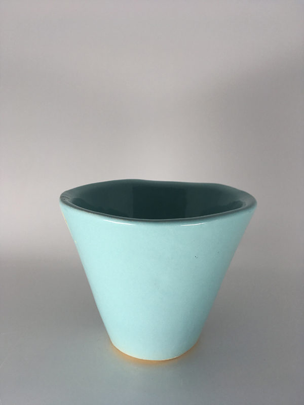 pot hugues bleu, gres medocain pot
