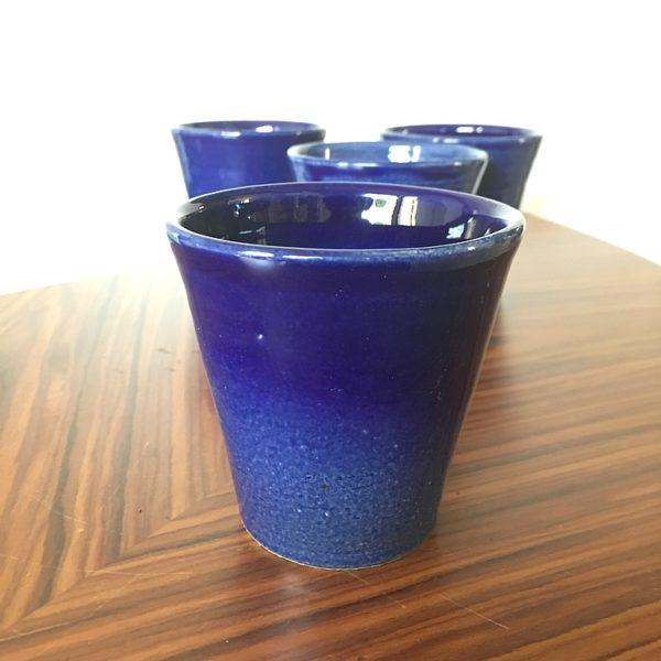 verre, tasse à café, cache-pot, made in aquitaine, ateliers mf