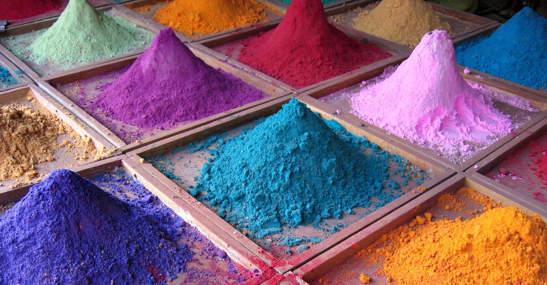 Dan Brady, couleur, pigment, tendance décoration