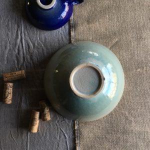 saladier en grès, made in bordeaux, poterie artisanale, savoir-faire, artisanat d'Aquitaine, vaisselle en grès,