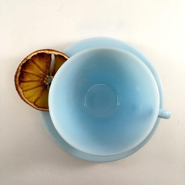 tasse à café, service à café, duralex, vaisselle ancienne, vaisselle vintage