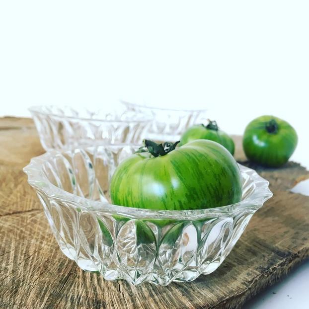 vaisselle, art de la table, ramequin, transparence, verre moulé, art de vivre la française