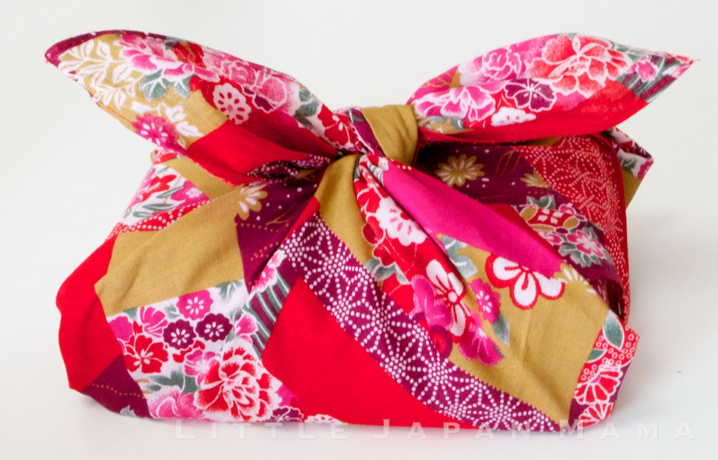 emballage cadeau, furoshiki,