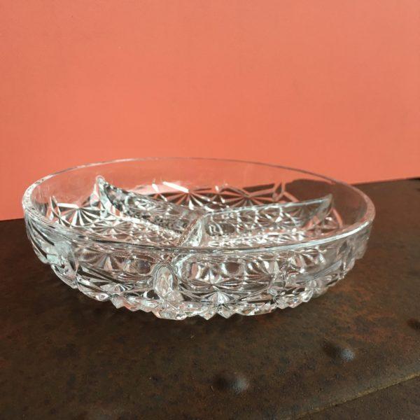 verre moulé, décoration vintage, vintage design, table decor