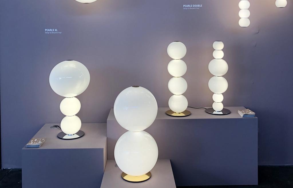 luminaires, globes, maisonetobjet