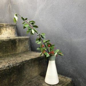 vase décoratif, vase en céramique, vase en grés