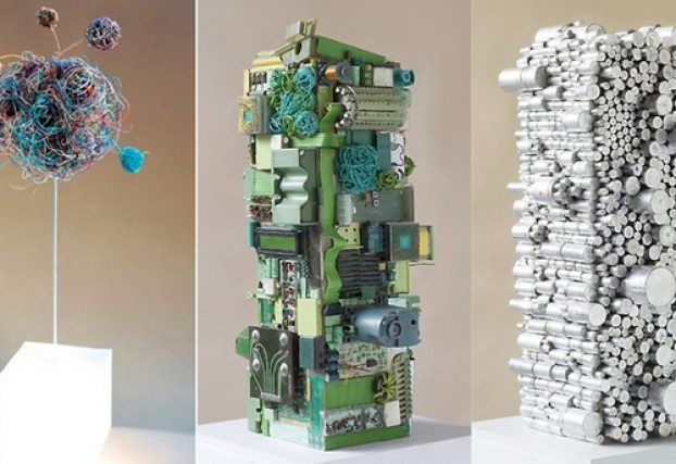 Dadave plasticien recycleur